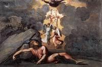 Abb. 2 Jakobs Traum (Raffael; 1518-19).