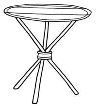 © Zeichnung E. Fischer; vgl. Du Mesnil du Buisson, Taf. 44