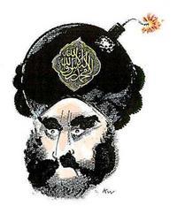 in: Jyllands Posten vom 30.09.2005, https://www.perlentaucher.de/link-des-tages/im-bild-die-mohammed-karikaturen-aus-jyllands-posten.html; abgerufen am 04.10.16